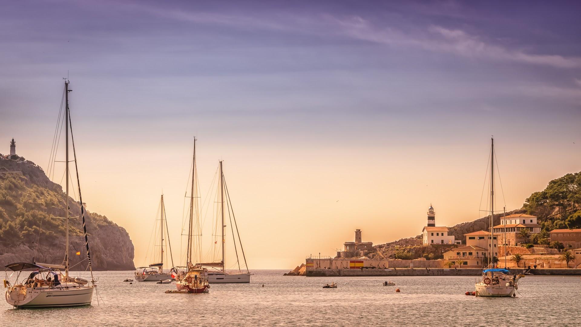 Reisefoto: Port de Sóller